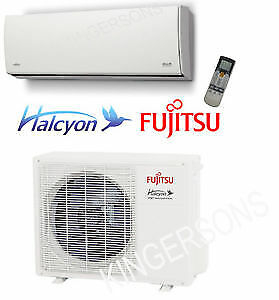 Fujitsu mini split system - COOLING Only