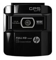 ► HP F210 1080p Full HD GPS Dash camera Traffic Accident Recorde