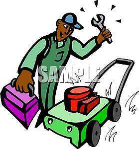 snowblower ,lawn mower and any small engine repair