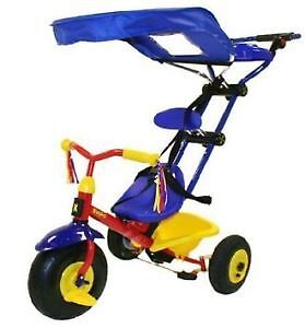 Kettler Tricycle with Canopy - Made in Germany (LOW PRICE)