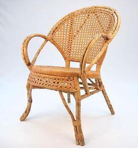 Bon Vintage Wicker Chairs