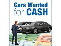 CARS VANS AND MOTORCYCLES WANTED CASH PAID TODAY