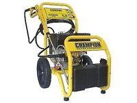 Champion Pressure Washer 3000gpm brand new
