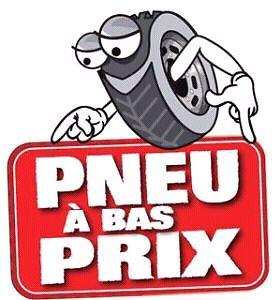 Fourniseur pneu neuf Économiser de 25-50% toute marque dimension Saguenay Saguenay-Lac-Saint-Jean image 1