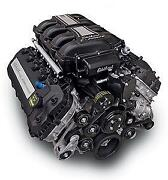 Ford Supercharged Engine
