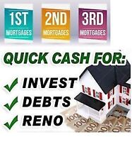 Mortgage -Self Employed, Bad Credit, 1st Time Home Buyer
