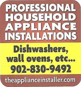 Dishwasher & All Home Appliances Installation
