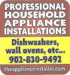 Professional Appliance Installations