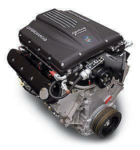 3800 Supercharged Engine