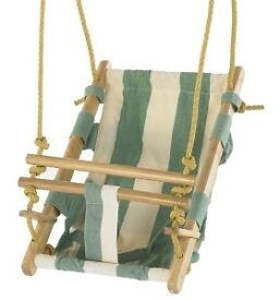 Baby swing seat from tp