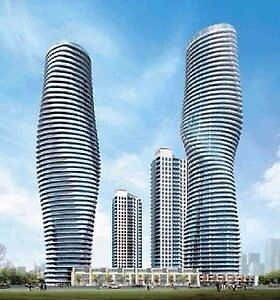 Modern condo in the Absolute - Square One, Mississauga