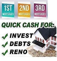 Need Quick Cash ??? But got declined by banks !!!! I can Help