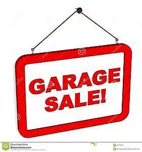 June 23rd Garage Sale--Multiple Sellers