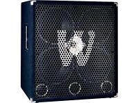Warwick Pro 4 x 10 Bass Cab 4 OHM