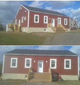 Brand New 2 Brm apartment in 4plex available January 1st