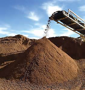 Peat Moss/Compost Soil Mix for Sale by the cubic yard