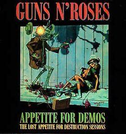Guns n roses vinyl record rare