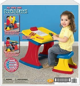 Desk and Easel toy