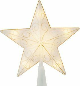 5-Pointed White Star