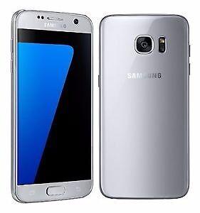 Brand New Samsung Galaxy S7 32GB 4G, Unlocked, Sealed In Box - Silver