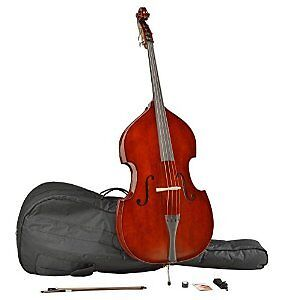 OPEN TO OFFERS - Upright Bass Package