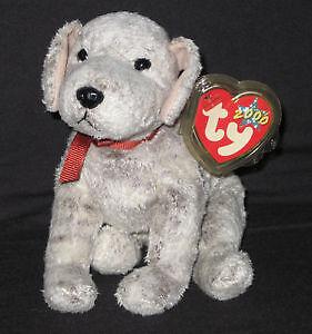 Tricks the Dog Ty Beanie Baby stuffed animal