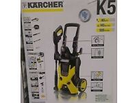 Karcher k5 pressure washer