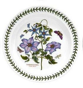 Portmeirion Botanic Garden Designs portmeirion exotic botanic garden set of 6 dragonfly dinner plates Portmeirion Botanic Garden Dinner Plates