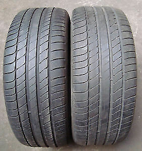 2 SUMMER TIRES TO SELL $80/ 2 PNEUS D ETE A VENDRE $80