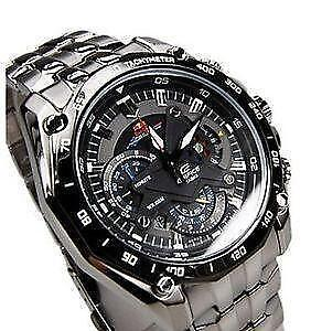 casio edifice red bull watches for men new used ebay