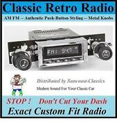 Chevy Nova Radio