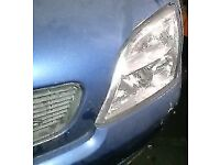 Vauxhall Vectra C N/S Headlight (2003)