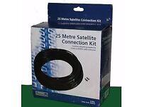 25 meter satellite Connection kit