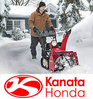 Kanata Honda Ottawa Snowblowers - SALES AND SERVICE