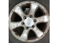 Alloy wheel repair refurbishment fix diamond cut polish straighten dent colour strip corrosion
