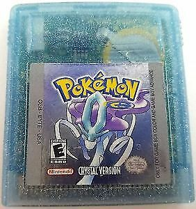 Pokemon Crystal - Gameboy Color