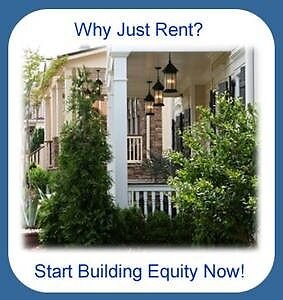STOP PAYING RENT AND GET INTO HOME OWNERSHIP!