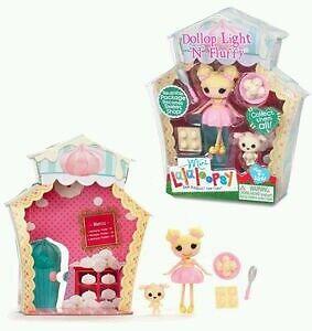 2013 Release Sweet Shoppes Mini Lalaloopsy Dollop Light N ... Lalaloopsy Dollop Light N Fluffy