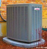 HIGH EFFICIENCY FURNACE & AC - RENT TO OWN - NO CREDIT CHECK