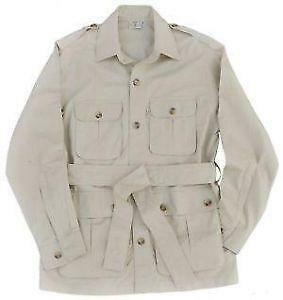 Safari Jacket Ebay