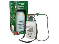 Kingfisher 5 Litre Pump Action Pressure Sprayer