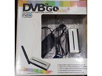 Dvb to go usb 2.0 tv and radio tuner