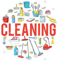 Amy's Cleaning Service available now for weekly / monthly cleans