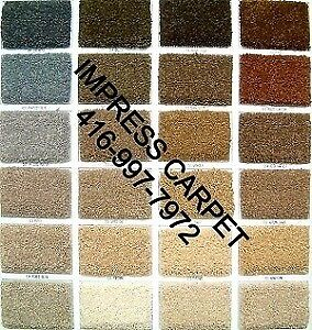 JANUARY SPECIAL CARPET SALE * UP TO 30%