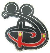 Mickey Icon Pin