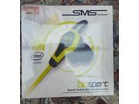 SMS Audio Biosport in ear headphones ( NEW )