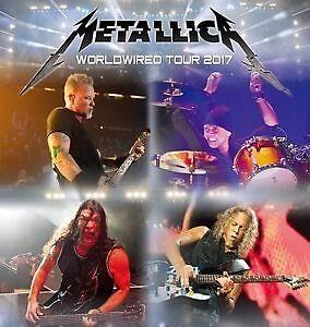 2 Metallica Tickets, Level 115