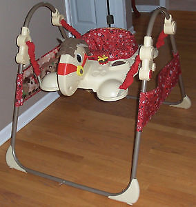 Fisher Price Galloping Fun Jumperoo (for infants)