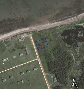BEACH ACCESS LOT FOR SALE NEAR ST. PETERS BAY, PEI
