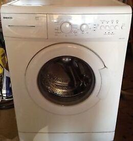 Beko WM5140 5kg 1400 Spin White A+ Rated Washing Machine 1 YEAR GUARANTEE FREE FITTING